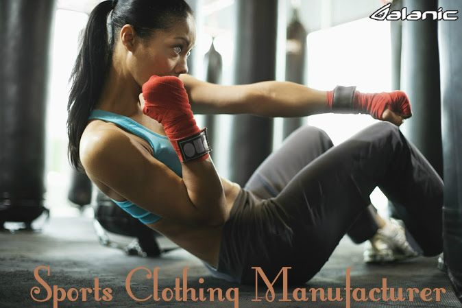 sports clothing manufacturer