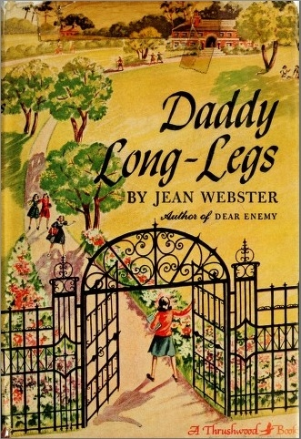 Daddy Long Legs (Please note: there was some philosophy I did not agree with. However, it was a cute book in the whole!).