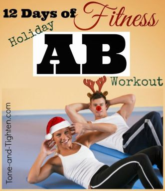 Tone & Tighten: 12 Days of Fitness - Ab Workout
