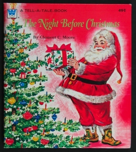 Image result for twas the night before christmas book