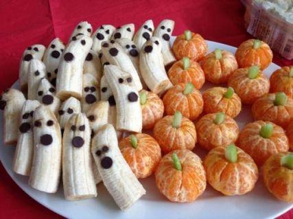 Ideas comida fiesta halloween