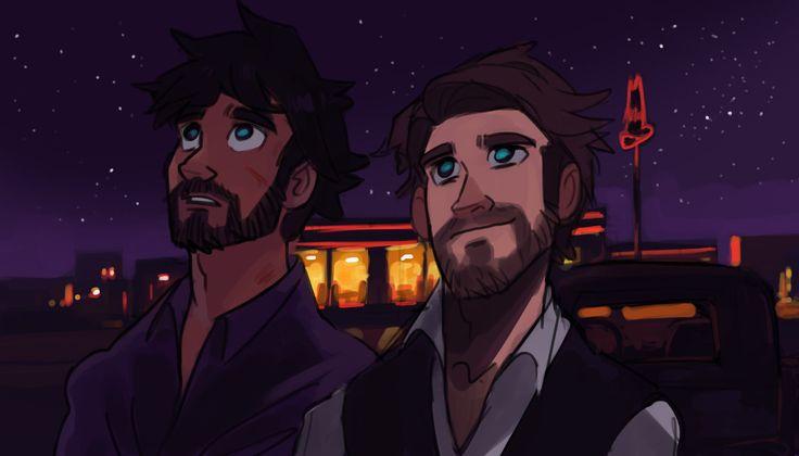 Awww it's like Night Vale meets Disney