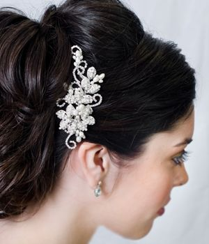 vintage bridal hair accessories wedding ideas pinterest