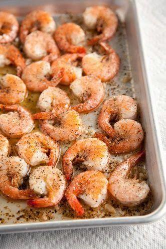 Black Pepper Shrimp-Dinner Ideas