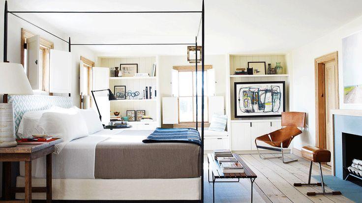 Coastal Cool Bedroom