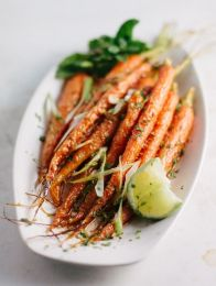 MARKET FRESH | roasted-cumin-lime-carrots-recipe