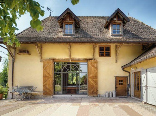 European Farm House