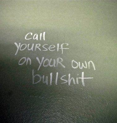 quit the bull..