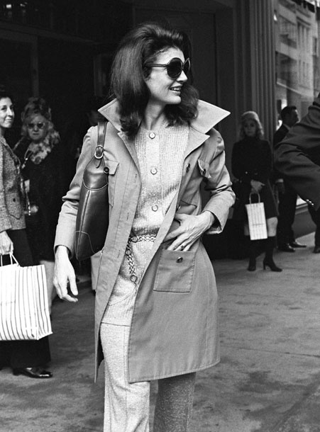 Jacqueline Kennedy Onassis personal style