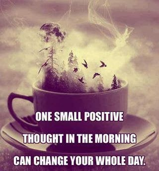 One Positive Thought Can Change Your Whole Day | Soul-Flower Blog