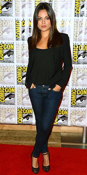 Mila Kunis was another reader favorite to play Maximum Ride. Do you agree?