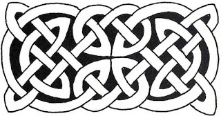 In uenerationem Titivillus: Nudos celtas sencillos / Simple Celtic Knots. II