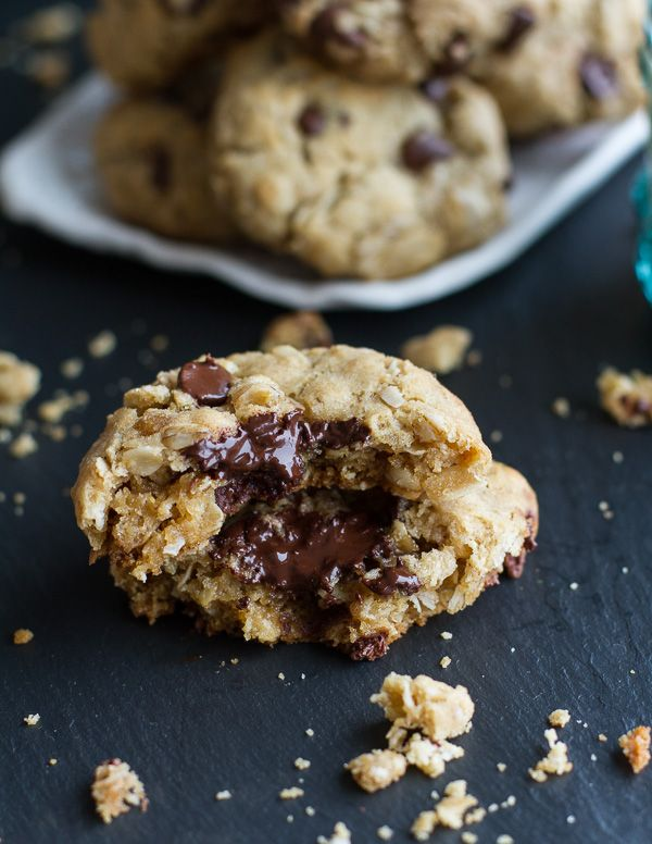 havermout koekjes oatmeal cookies