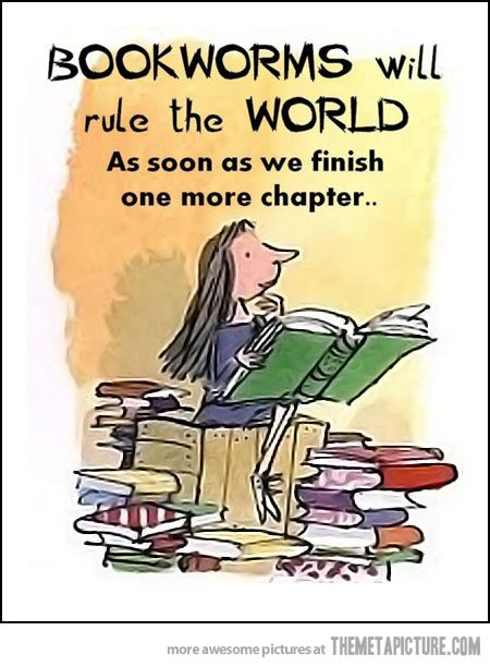YES! WE SHALL! After I finish just ONE more chapter... ok, maybe two... or maybe another book... xD