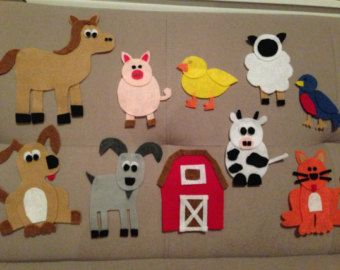 picture relating to Printable Felt Board Stories identified as Felt Board Studies Templates. previous macdonald felt pets established