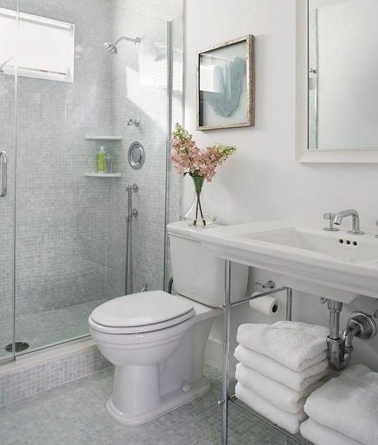 small bathroom ideas !   Bathroom Design Ideas   Pinterest