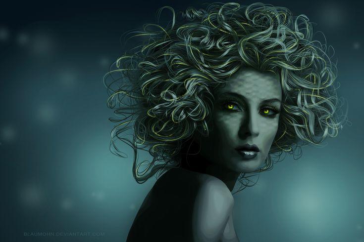 Nereide by Blaumohn.deviantart.com