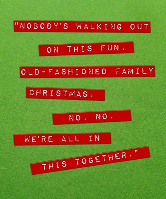 19 Random Christmas Movie Quotes