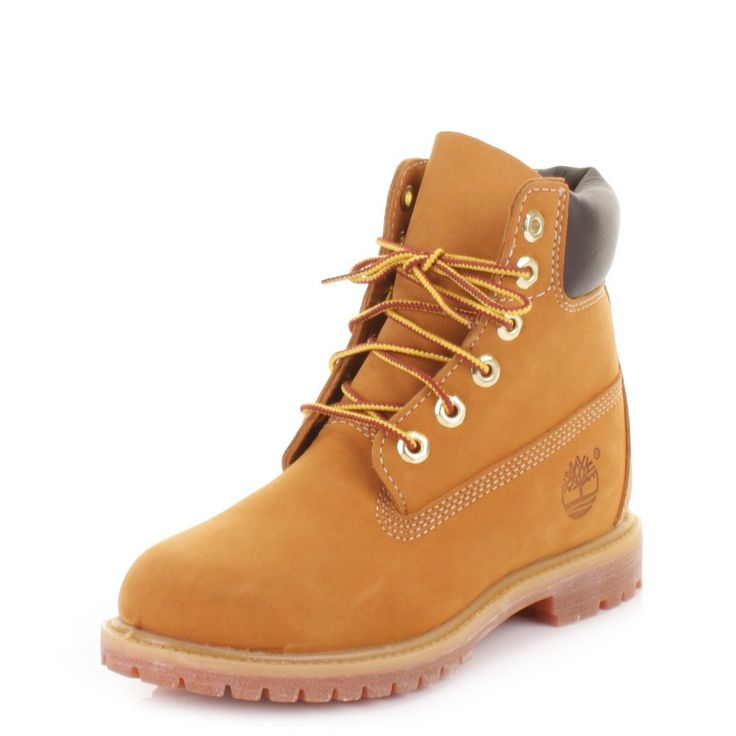 Womens Timberland 6 Inch Premium Wheat Ankle Boots SIZE 3-8: Amazon.co.uk: Shoes & Bags