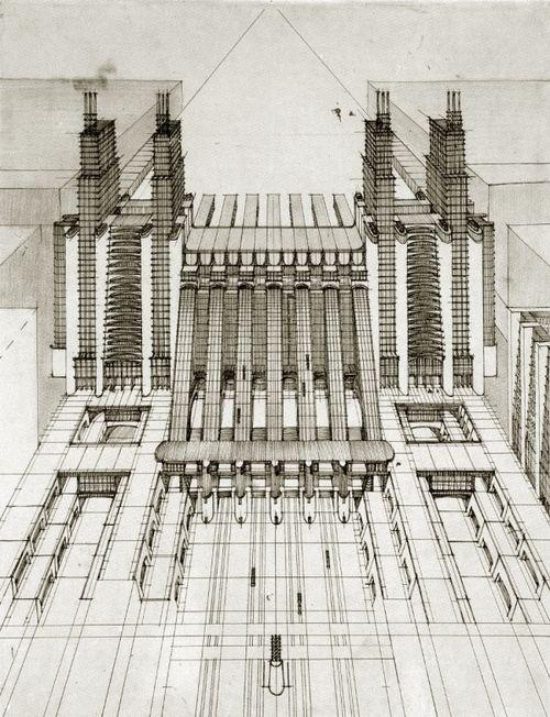 Antonio Sant Elia Manifiesto De La Arquitectura