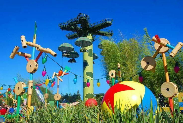 Image result for toy story playland disneyland paris