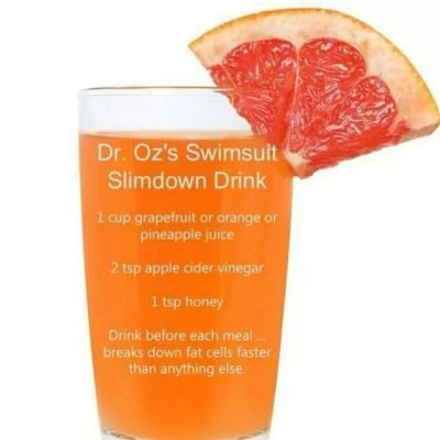 Slimdown Drink