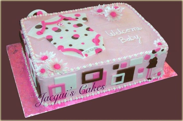 baby shower cakes for girls | ... wanted.....just couldn't see paying $250 for a baby shower cake