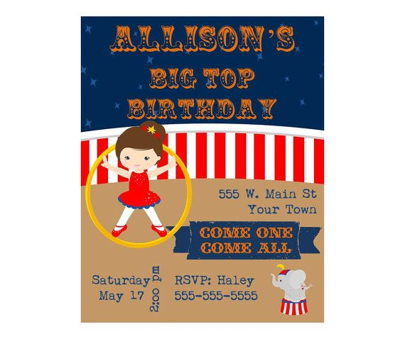come one come all circus theme birthday by spillsnfrillsdigital 15