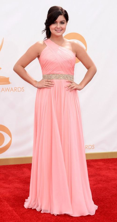 Ariel Winter from 2013 Emmys: Red Carpet Arrivals | E! Online