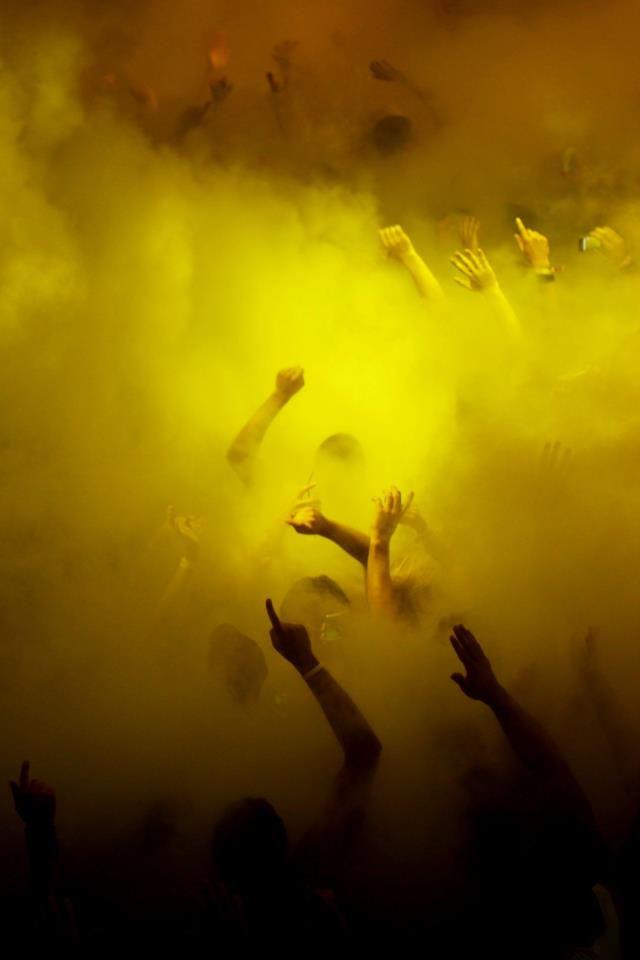 fumo giallo