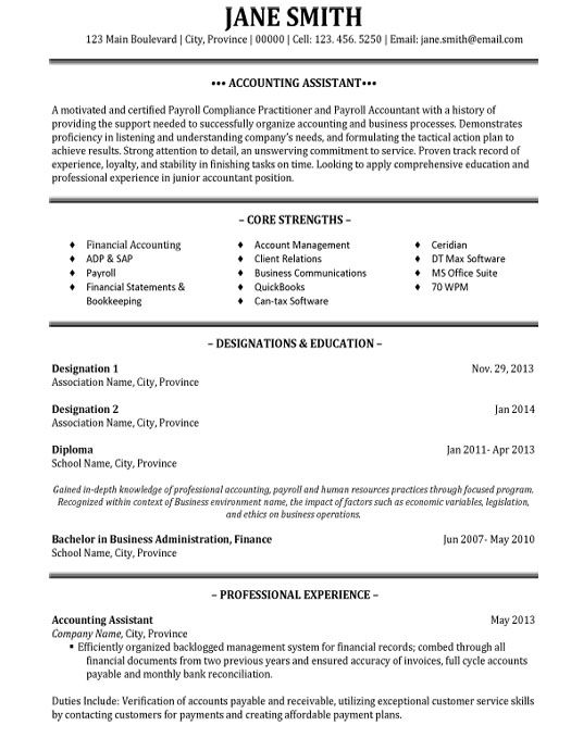 accounting assistant resume template procurement coordinator resumes