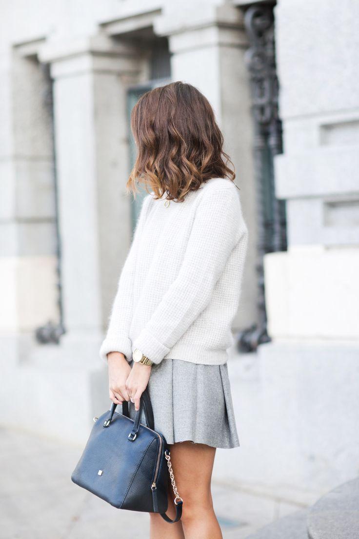 Pleats & Sweater: @CO DE + / F_ORM