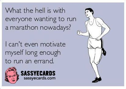 Running - #Ecard, #Ecards, #Funny, #FunnyEcard, #Girls, #Women