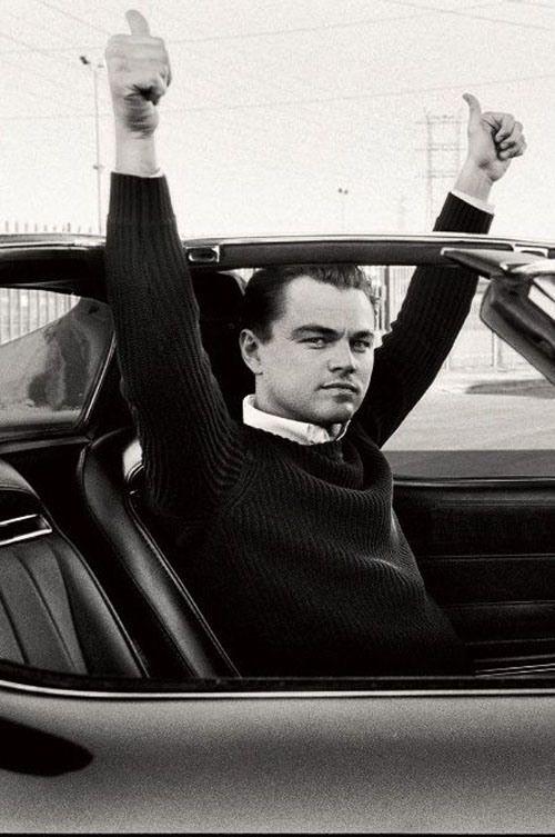 Leonardo DiCaprio <3