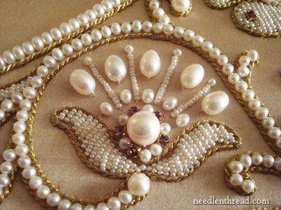 ~ Pearl Embroidery ~