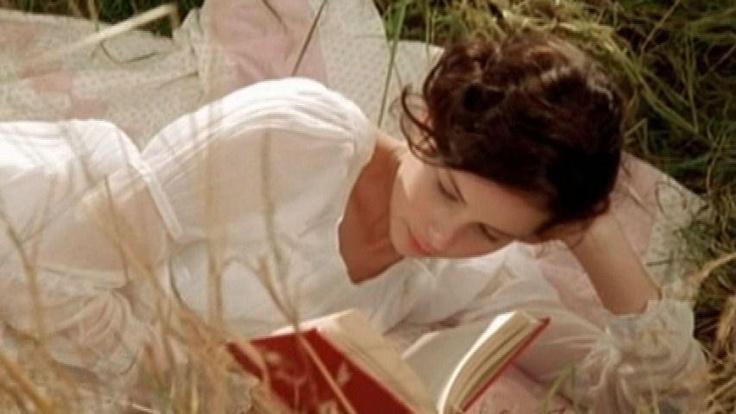 Catherine Morland, Northanger Abbey (2007. #reading, #books