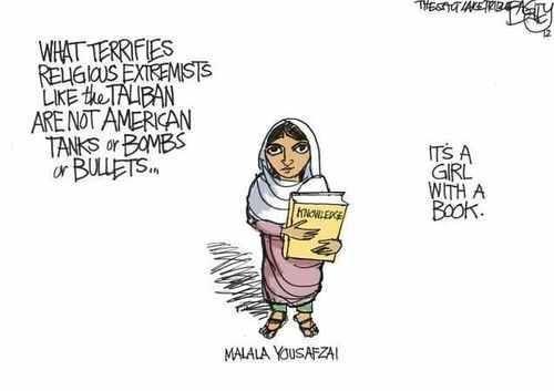 #education #girls  Education = power.