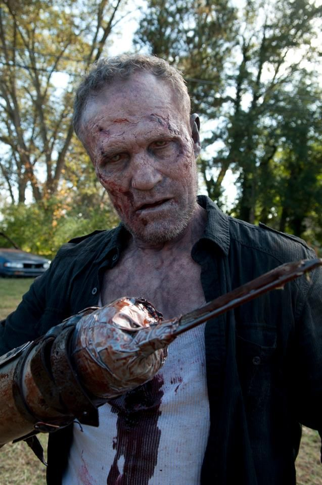 "Merle ~ The Walking Dead: Season 3, Episode 15 ""This Sorrowful Life"" - Behind the Scenes"