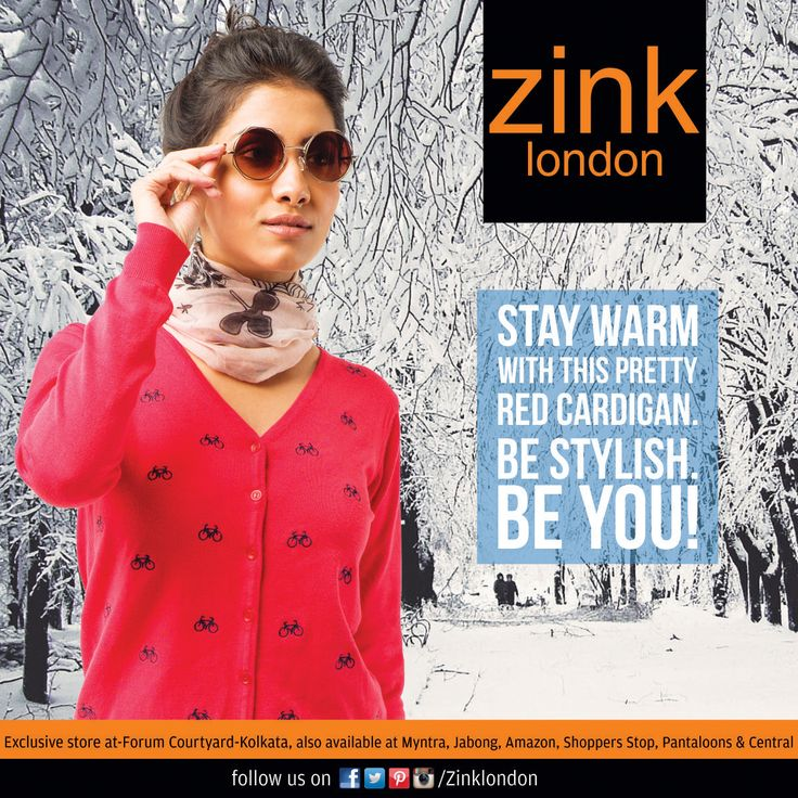 #staywarm #stylish #redcardigan #zinklondon