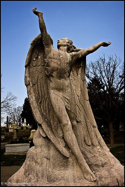 We are born. We die. Angels surround us every moment of our lives.