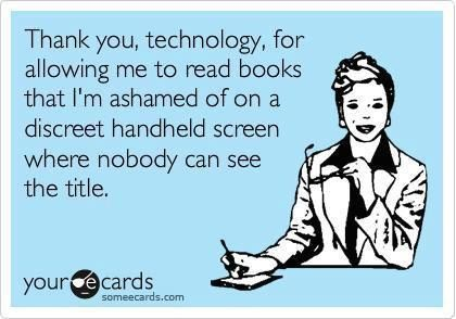 We're partial to the printed ones, but e-books have their perks!