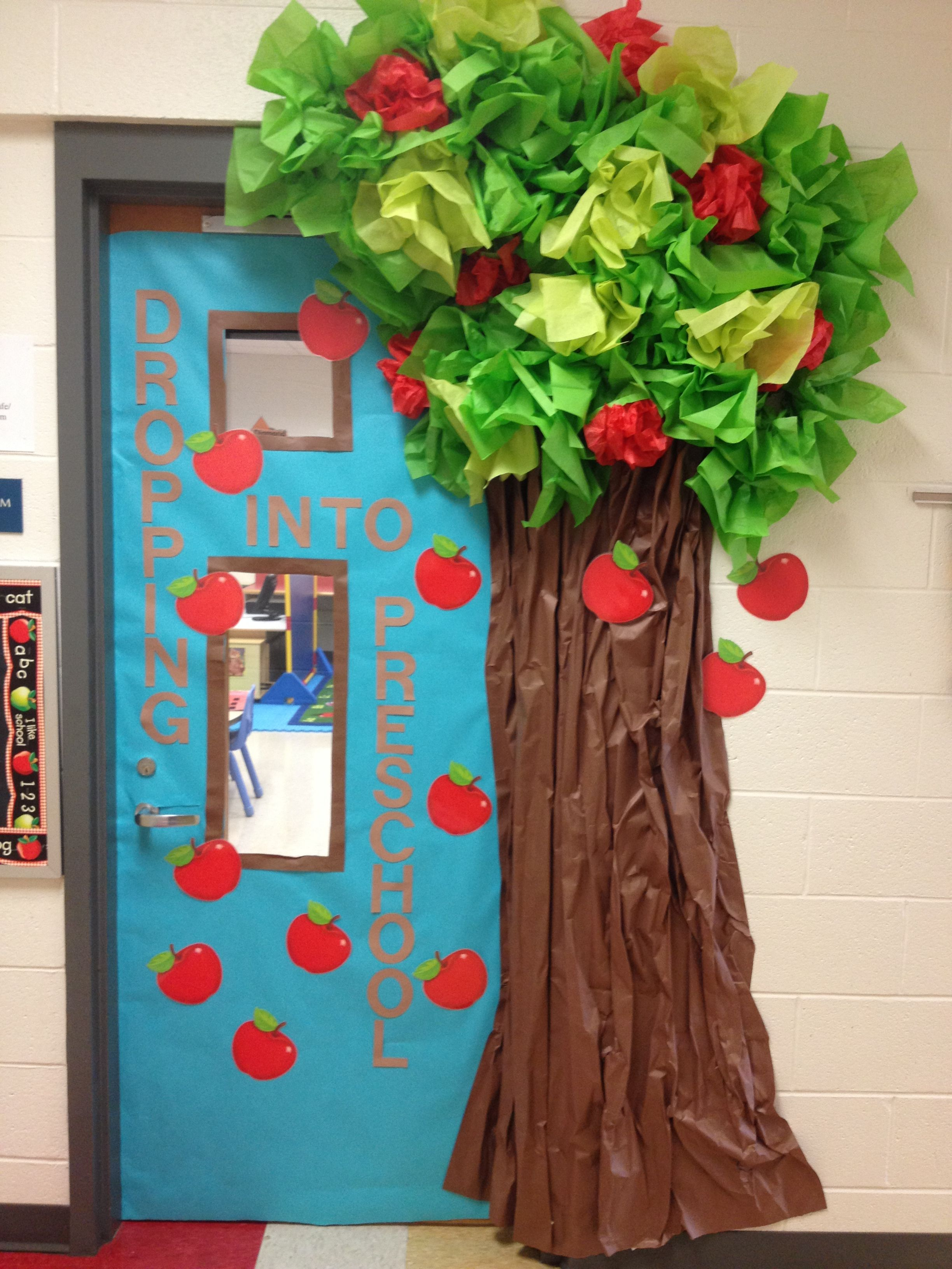 Preschool Apple Tree