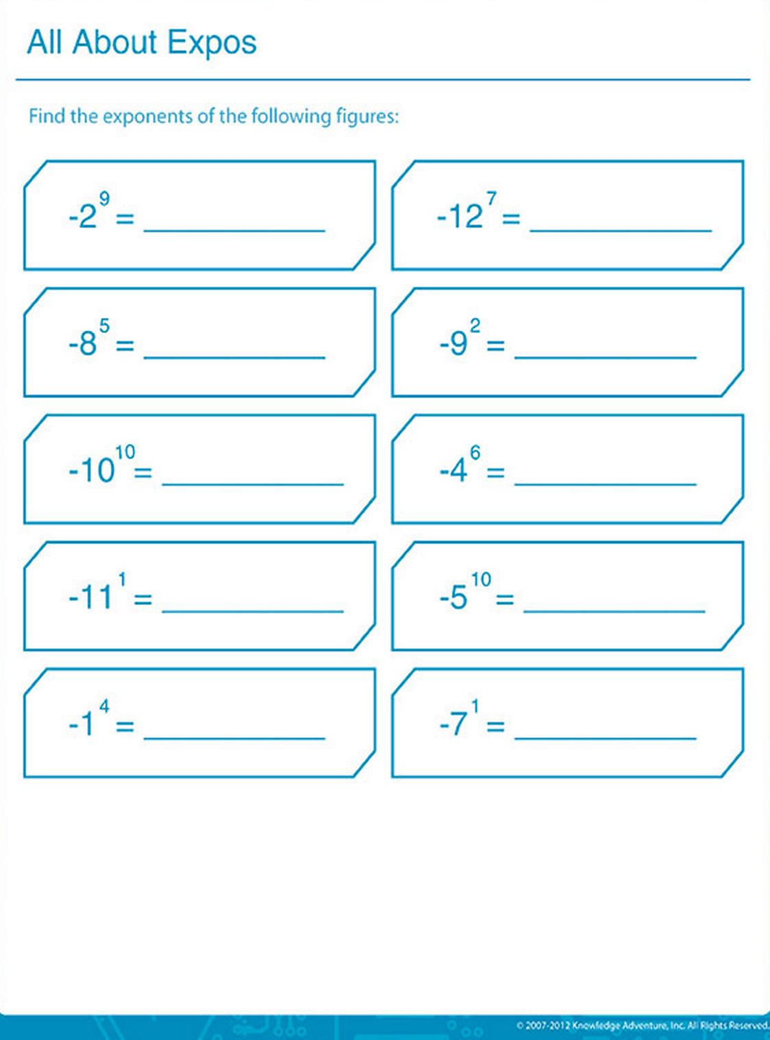 Pin By Math Expression On Printable Math Sheets
