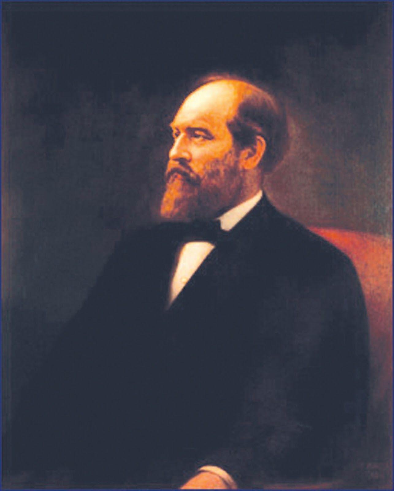 James A Garfield 20th President
