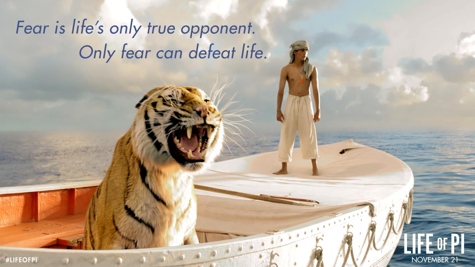 Famous Life Of Pi Quotes Quotesgram