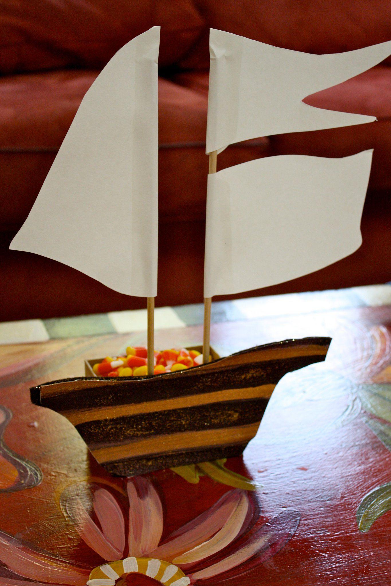 Ahoy Happy Columbus Day