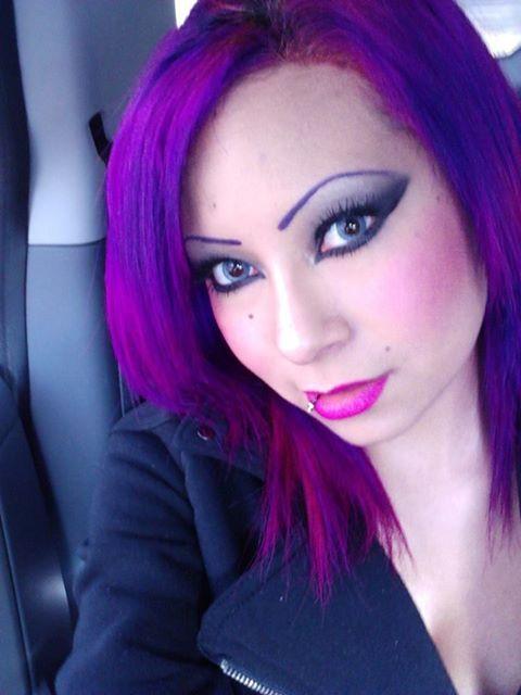PURPLE HAIR SPLAT HAIR DYE REVIEW Of Splat Hair Color