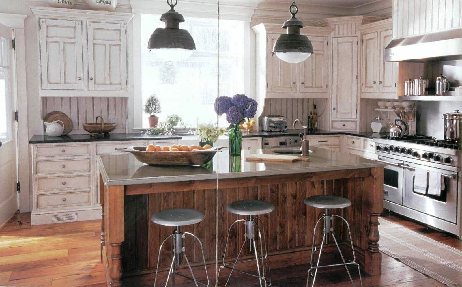 Country Living 500 Kitchen Ideas.