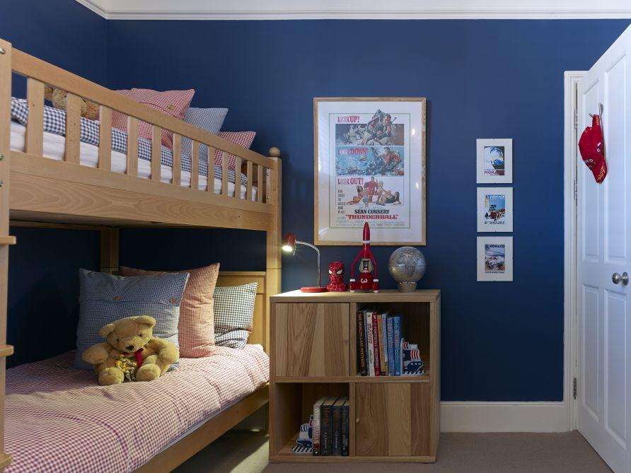 Bedroom for a nine year old boy. | Bedrooms | Pinterest