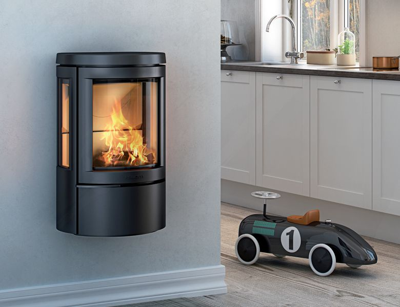 New Wood Stove Very Small Cabin Decor Pinterest
